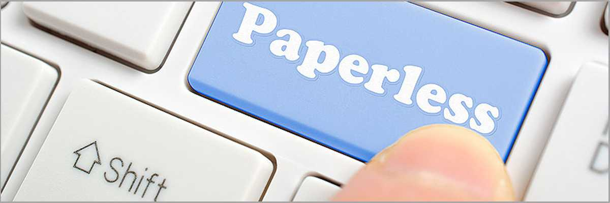 going-paperless VDOCS | Document Scanning | Document Capture